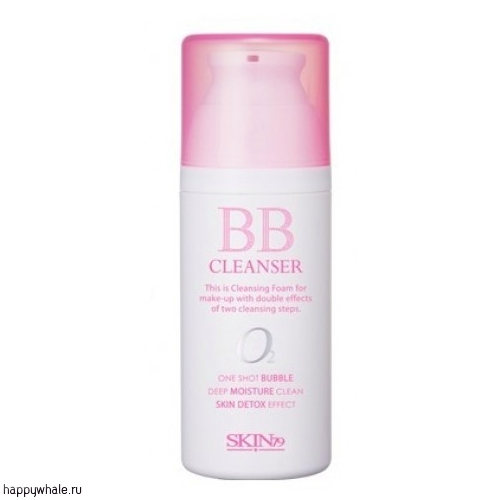 "Пенка Skin79 ""Bubble Cleanser"""